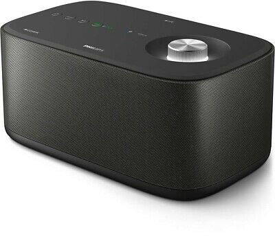 Philips Izzy BM7B Altoparlante Multiroom, Wireless, Nero