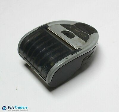 USED Zebra MZ320 MZ 320 Bluetooth Mobile Thermal Receipt Printer - No Charger
