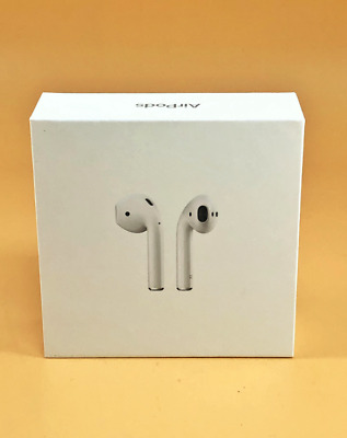 Genuine Apple Airpods 1 Generation Box Only Includes