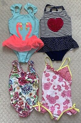 Pretty Swimsuit Bundle 18-24 Months Monsoon All Used Once