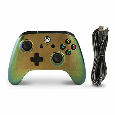 PowerA 150693001 Enhanced Wired Controller for Microsoft Xbox One - Cosmos Nova