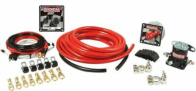 QuickCar Wiring Kit 2 Gauge with 50-102 Switch Panel 50-234