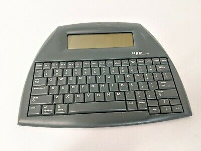 AlphaSmart NEO Portable Laptop Keyboard Word Processor Digital Typewriter TESTED