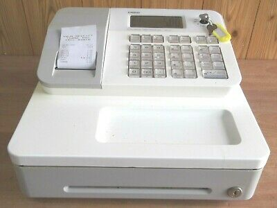## Sale # Stock Clearance # £10 Off # Casio Cash Register Shop Till + Till Rolls