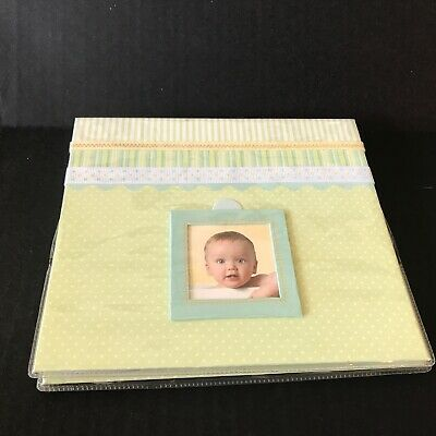 Carter's Baby Photo Album Grandma's Brag Book NEW