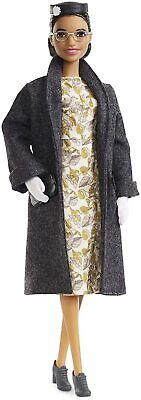 Barbie Rosa Parks Inspiring Women Collection Signature Series Doll -NEW-