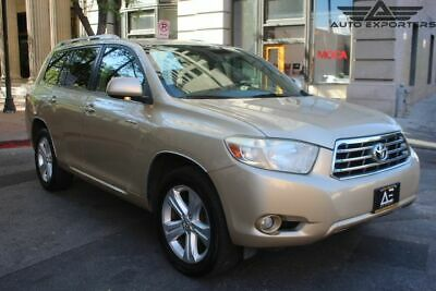 2008 Toyota Highlander Limited 2008 Toyota Highlander Clean Title!!! Ready To Go! Priced To Sell Won't Last!!