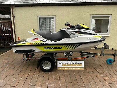 2016 Seadoo RXT-X 300RS, SBS Roller Trailer - Cover - 3 Months Warranty