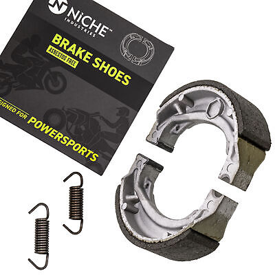 NICHE Brake Shoe Suzuki DRZ125L DRZ125 54401-43840 Rear Motorcycle
