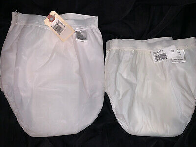 Early Trainer Size 2 Vinyl Reusable Diaper Pants And Size 4 American Baby Co