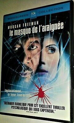 Dvd Le Masque De L'araignee (2001) Morgan Freeman