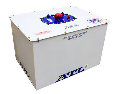 ATL 32 Gal Sport Cell White Can