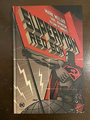Superman Red Son - Mark Millar - Deluxe Rw Lion