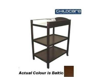 BABY FURNITURE - CHILDCARE Brand - TIMBER BABY CHANGE TABLE - BALTIC COLOUR - BR