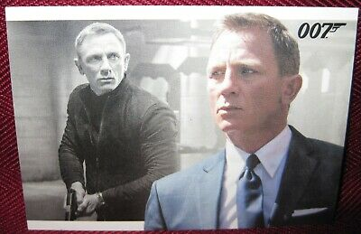 2017 James Bond Archives Final Edition Expansion #88 Daniel Craig Spectre
