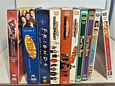 DVD LOT  ( Used) TV Shows