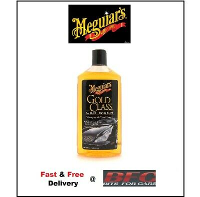 Meguiars G7116EU Gold Class Car Wash Shampoo + Conditioner 473ml
