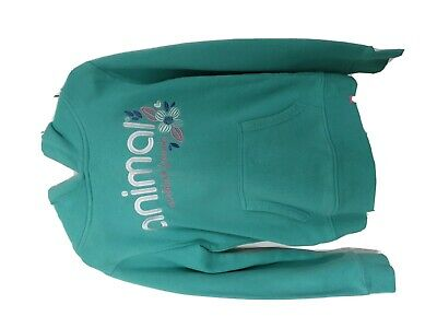 Girls ANIMAL hoodie 7-8 Years