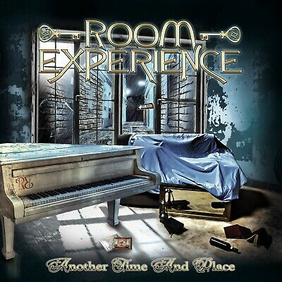 Room Experience ‎– Another Time And Place CD feat. David Readman (New, sealed)