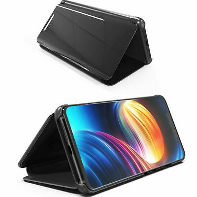 Huawei P10 Black Smart Clear View Standing Cover 360 Degree Case