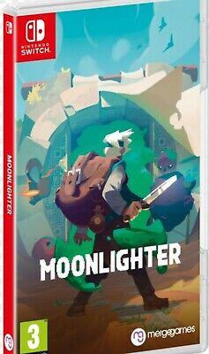 Moonlighter - Nintendo Switch. Immaculate Condition