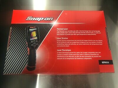 Snap On Diagnostics EETH311 Thermal Imager Laser **Brand New**