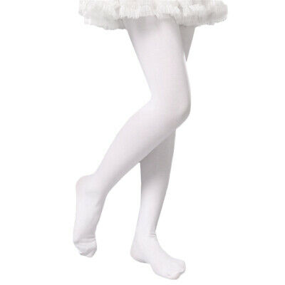 2 Pairs Children/girls ballet stockings/dance footed tights/pantyhose