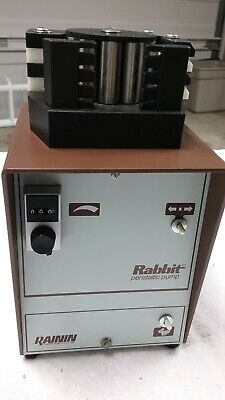 RAININ RABBIT PERISTALTIC PUMP - Very Good Condition