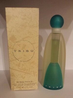 TRIBU ACQUA FRESCA de Benetton 50ml. VINTAGE EUR 59,00