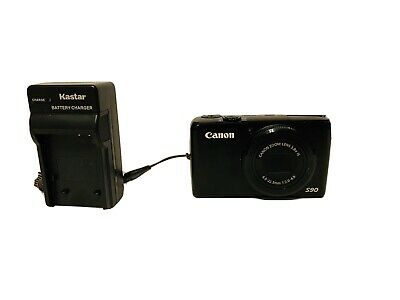 Canon Powershot S90 10MP Digital Camera, Tested Works (Please Read)