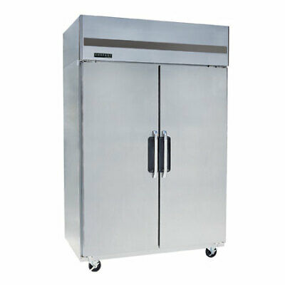 Skope BC126 2 Solid Door Upright Non-GN Fridge and Freezer Upright Freezers -