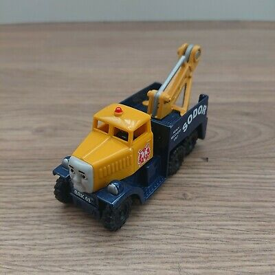 Butch Diecast Thomas And Friends Take N Play Along Mattel 2012