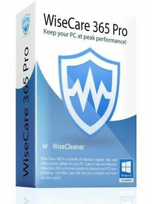 Wise Care 365 Pro Cleaner All in One PC Tuneup Check Utility Windows Download