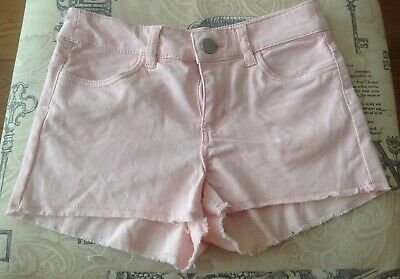 Ladies/Girls Pale Pink Shorts, H&M, Size 6