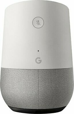 GoogleHome Smart Speaker with Google Assistant White Slate