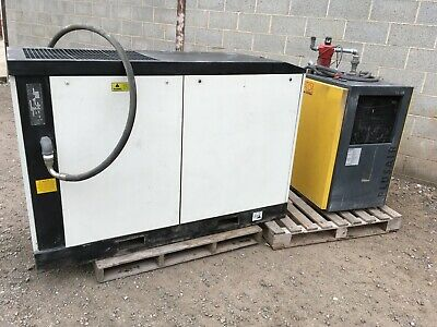 Hydrovane 818 Air Compressor Electric Kaeser HPC Dryer Filter  £1800 + Vat