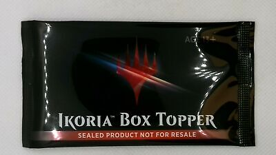 Box Topper from MTG Ikoria Lair of Behemoths NM Sealed NEW