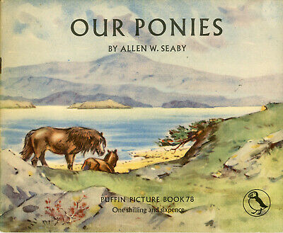 OUR PONIESBy Lionel Edwards 1948