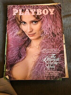 June 1974 Playboy - Vintage Magazine