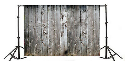 10x8ft Background Retro Wood Board Plank Scene Photography Prop Backdrop Studio