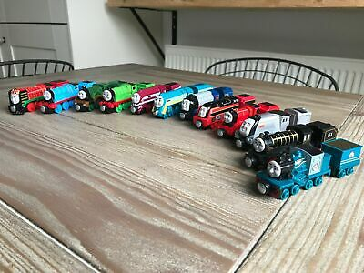 Multi Thomas and Friends Take n Play Magnetic Trains complete with Tender MATTEL