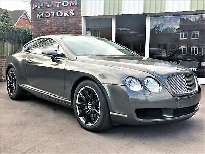 Bentley Continental 6.0 auto 2005MY GT