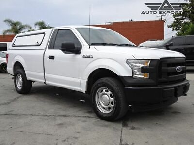 2017 Ford F-150 XL/XLT 2017 Ford F-150 Clean Title Damaged Vehicle Priced To Sell!! Won't Last L@@K!!
