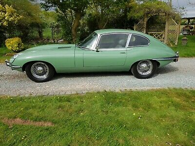 Rare opportunity to acquire an absolutely stunning Jaguar E Type, 4.2