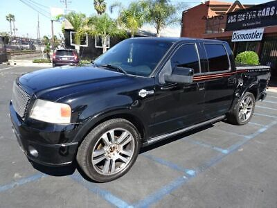 2007 Ford F-150 Harley-Davidson 2007 Ford F-150 Salvage Damaged Vehicle! Priced To Sell! Wont Last! L@@K!!