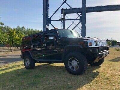 Hummer H2 6.0 V8 Supercharged 500 BHP Beast