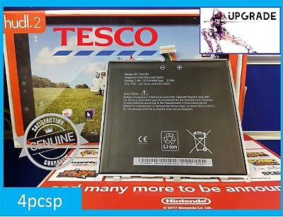 NEW OFFICIAL GENUINE TESCO HUDL 2 INTERNAL BATTERY v2 v3 - Fast Delivery