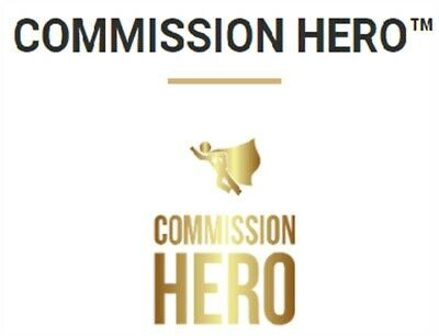 Commission Hero - online affiliate marketing course
