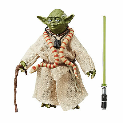 Star Wars The Black Series Yoda 6-inch Scale Star Wars: The Empire Strikes Back