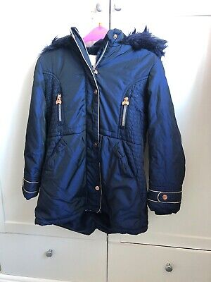 Girls Ted Baker Coat Age 8 Years